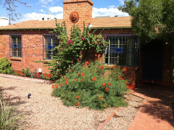 2 bed 1 bath Single Family at 1815 E Seneca St Tucson, AZ, 85719 is for sale at 249k - 1 of 11