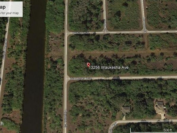 null bed null bath Vacant Land at 13256 WAUKESHA AVE Port Charlotte, FL, 33981 is for sale at 10k - 1 of 2
