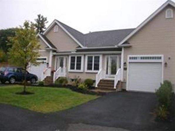2 bed 2 bath Condo at 4 Madison Way Hubbardston, MA, 01452 is for sale at 260k - google static map