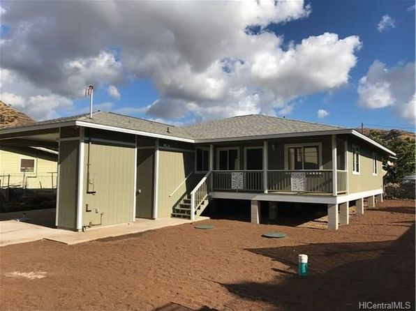 4 bed 2 bath Single Family at 85-159 MCARTHUR ST WAIANAE, HI, 96792 is for sale at 559k - 1 of 8