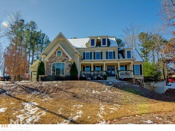 5 bed 6 bath Single Family at 207 Davis Mill Rd Ball Ground, GA, 30107 is for sale at 500k - 1 of 35