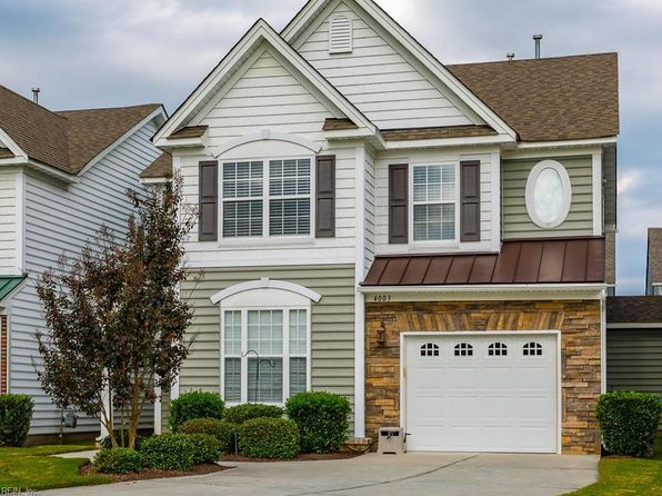 4 bed 3 bath Townhouse at 4003 Burr Oak Pl Suffolk, VA, 23435 is for sale at 290k - 1 of 27