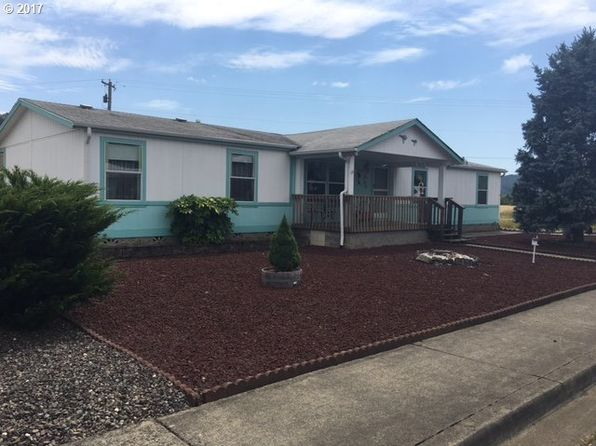 4 bed 2 bath Mobile / Manufactured at 616 Sea St Sutherlin, OR, 97479 is for sale at 225k - 1 of 29