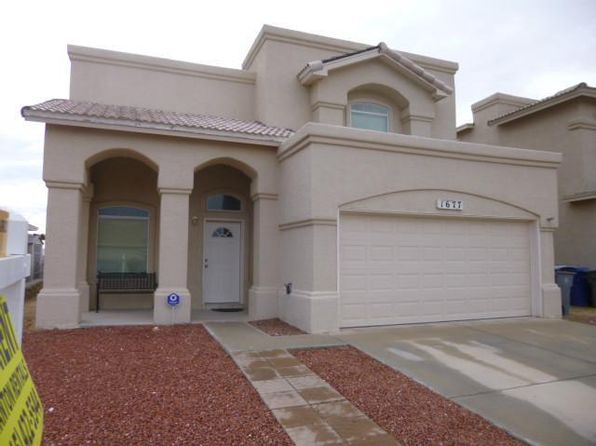 4 bed 2 bath Single Family at 1677 ROGER BOMBACH DR EL PASO, TX, 79936 is for sale at 135k - 1 of 14