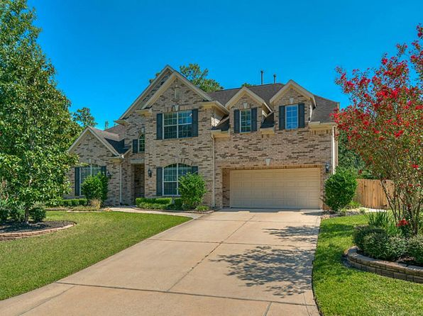 5 bed 4 bath Single Family at 15 S Pentenwell Cir Spring, TX, 77382 is for sale at 640k - 1 of 32