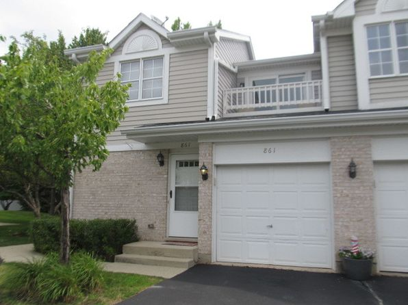 2 bed 2 bath Townhouse at 861 N Cove Dr Palatine, IL, 60067 is for sale at 200k - 1 of 17