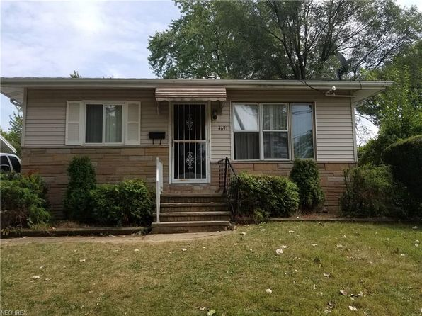 2 bed 1 bath Single Family at 4691 E 178th St Cleveland, OH, 44128 is for sale at 38k - 1 of 15
