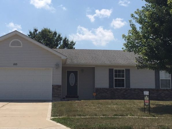 3 bed 3 bath Single Family at 105 Hickory Trails Dr Wright City, MO, 63390 is for sale at 158k - google static map