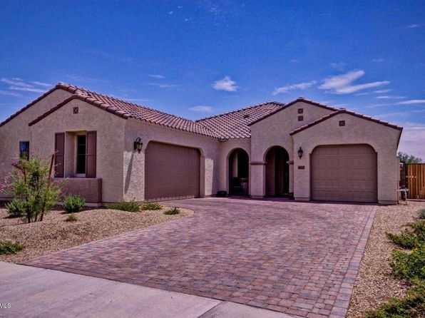 3 bed 2.5 bath Single Family at 4417 N 156th Dr Goodyear, AZ, 85395 is for sale at 325k - google static map