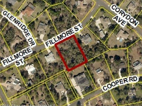 null bed null bath Vacant Land at 0 Fillmore St Spring Hill, FL, 34609 is for sale at 40k - 1 of 2
