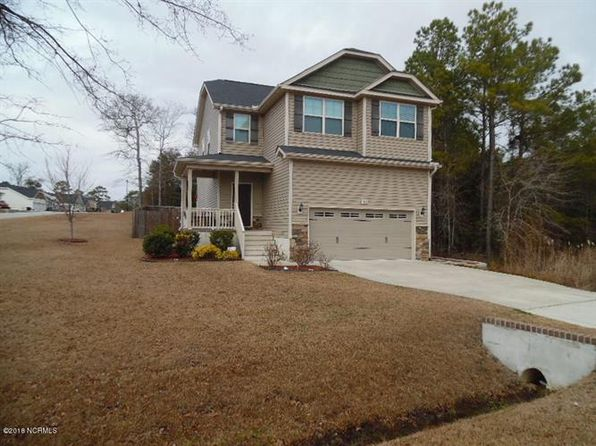 4 bed 3 bath Single Family at 601 May Apple Ln Hubert, NC, 28539 is for sale at 205k - 1 of 41