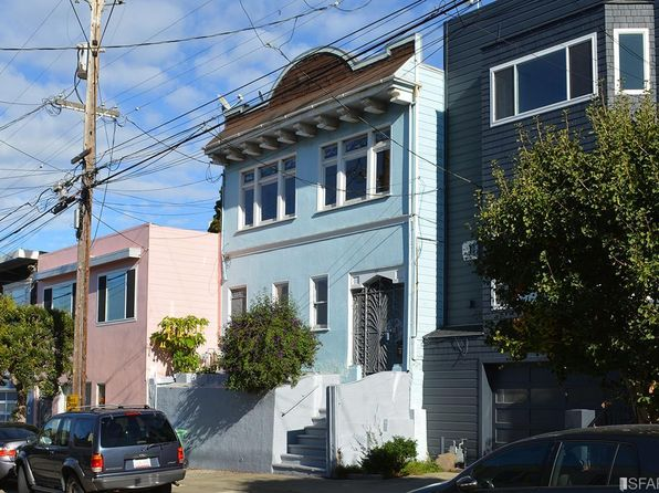 2 bed 1.5 bath Single Family at 17 Elsie St San Francisco, CA, 94110 is for sale at 1.26m - 1 of 21