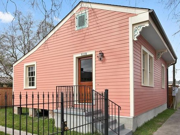 1 bed 1 bath Single Family at 5118 N Rampart St New Orleans, LA, 70117 is for sale at 225k - 1 of 12