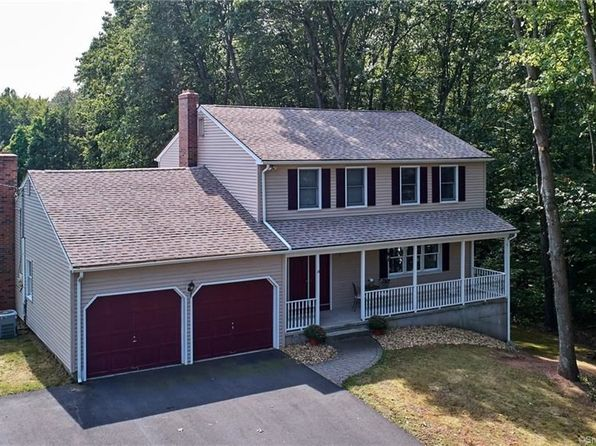 4 bed 3 bath Single Family at 14 Fox Run Dr Wallingford, CT, 06492 is for sale at 385k - 1 of 30
