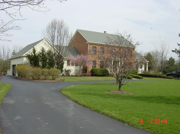4 bed 5 bath Single Family at 5740 Clover Ln Westerville, OH, 43081 is for sale at 495k - google static map