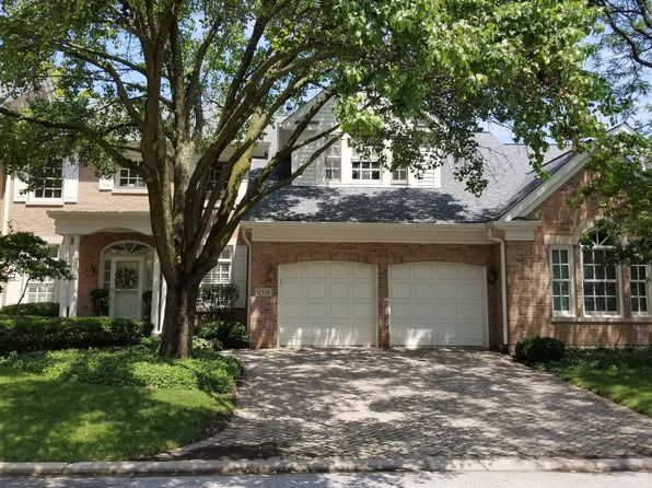 3 bed 2 bath Townhouse at 11316 W Monticello Pl Westchester, IL, 60154 is for sale at 565k - google static map