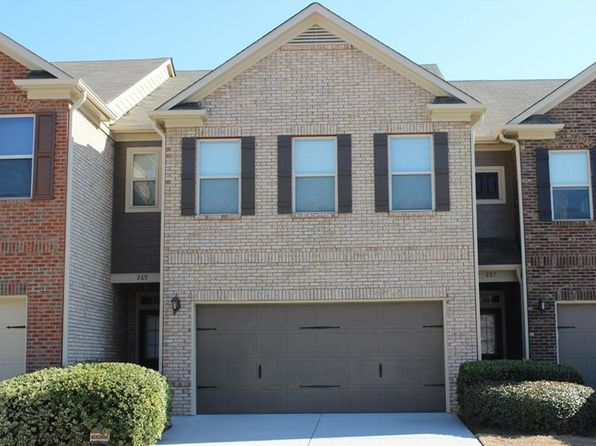 3 bed 3 bath Condo at 269 Oakland Hills Way Lawrenceville, GA, 30044 is for sale at 154k - 1 of 33