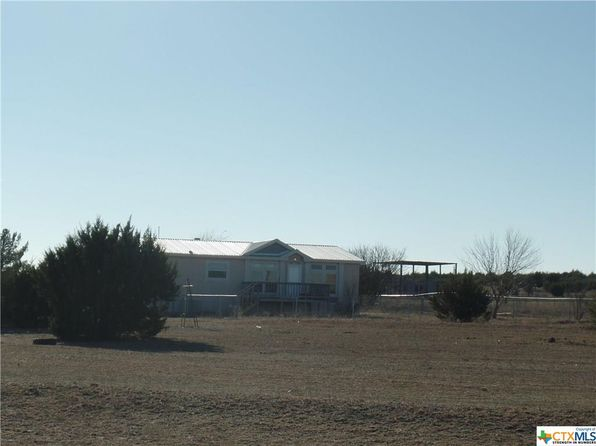 3 bed 2 bath Single Family at 2649 COUNTY ROAD 2200 LAMPASAS, TX, 76550 is for sale at 186k - 1 of 22