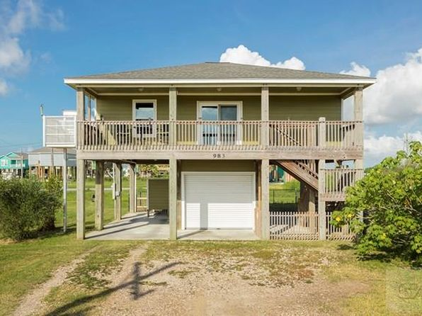 2 bed 1 bath Single Family at 983 SEADRIFT DR CRYSTAL BEACH, TX, 77650 is for sale at 165k - 1 of 15