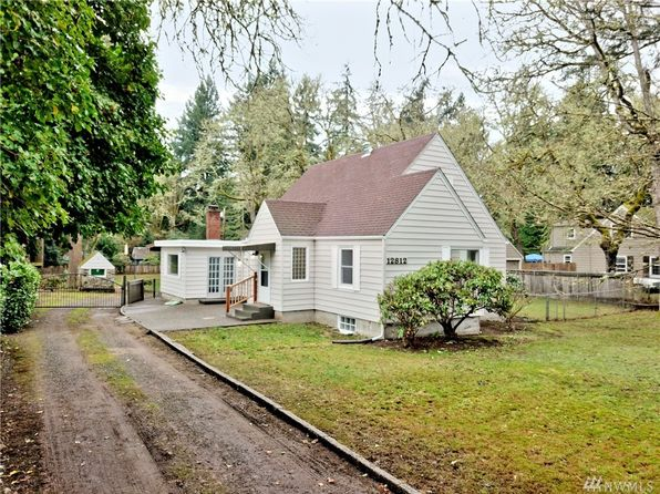 4 bed 2 bath Single Family at 12812 Lakeholme Rd SW Tacoma, WA, 98498 is for sale at 275k - 1 of 24