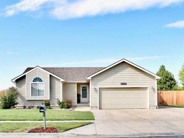 4 bed 3 bath Single Family at 2911 Jack Cir Salina, KS, 67401 is for sale at 213k - 1 of 50