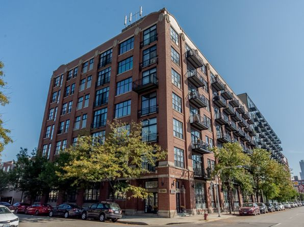 1 bed 1 bath Condo at 1250 W Van Buren St Chicago, IL, 60607 is for sale at 290k - 1 of 10