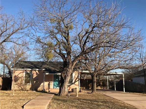 2 bed 1 bath Single Family at 1625 Peach St Abilene, TX, 79602 is for sale at 62k - 1 of 29