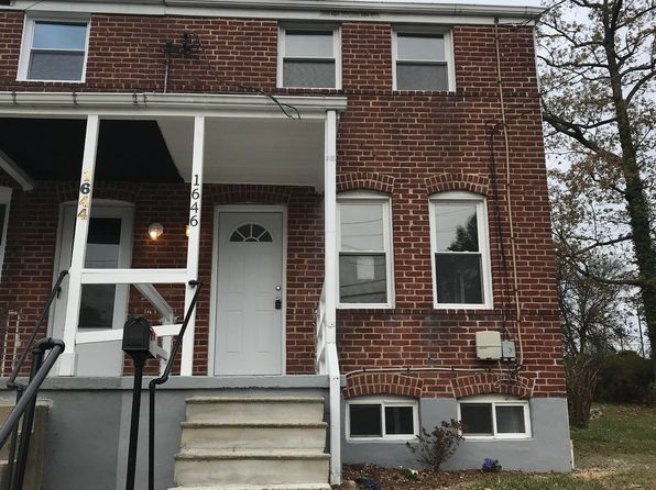 2 bed 2 bath Townhouse at 1646 Yakona Rd Baltimore, MD, 21286 is for sale at 160k - 1 of 18