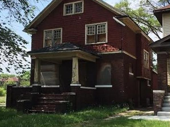 4 bed 1 bath Single Family at 2552 N La Salle Gdns Detroit, MI, 48206 is for sale at 28k - 1 of 4
