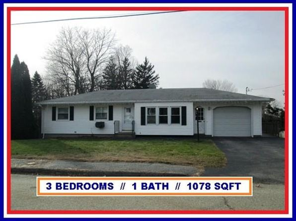3 bed 1 bath Single Family at 7 Arlington St Auburn, MA, 01501 is for sale at 160k - 1 of 27