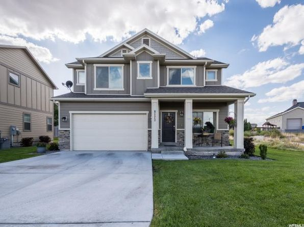 5 bed 4 bath Single Family at 8123 N Quarter Mile Dr Eagle Mountain, UT, 84005 is for sale at 325k - 1 of 20