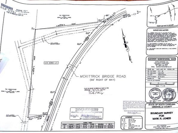 null bed null bath Vacant Land at  McKittrick Bridge Rd Fountain Inn, SC, 29644 is for sale at 50k - 1 of 6