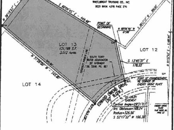 null bed null bath Vacant Land at  Edward Owens Dr Terry, MS, 39170 is for sale at 31k - 1 of 5