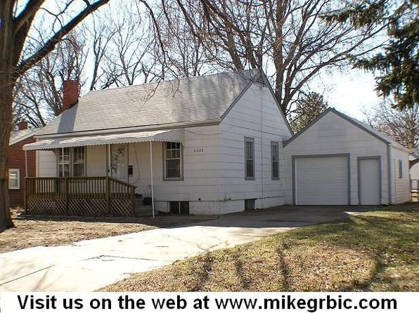 2 bed 2 bath Single Family at 2033 S Dellrose St Wichita, KS, 67218 is for sale at 80k - 1 of 7