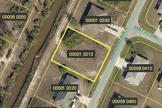null bed null bath Vacant Land at 2104/2106 Haviland S Ave Lehigh Acres, FL, 33973 is for sale at 8k - google static map