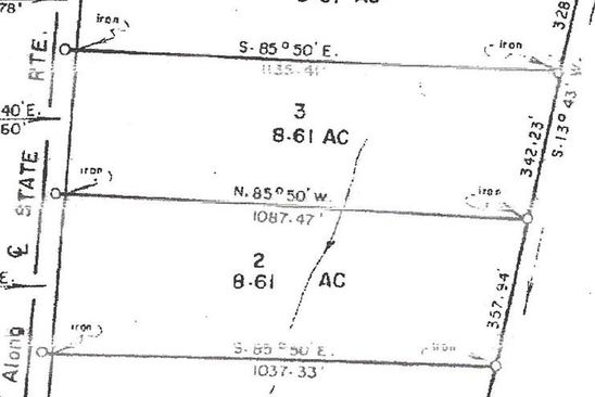 null bed null bath Vacant Land at 652 NW Cobb Rd Lot: Arvonia, VA, 23004 is for sale at 35k - google static map