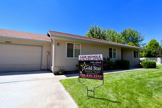 3 bed 2 bath Townhouse at 8500 W USTICK RD BOISE, ID, 83704 is for sale at 244k - google static map