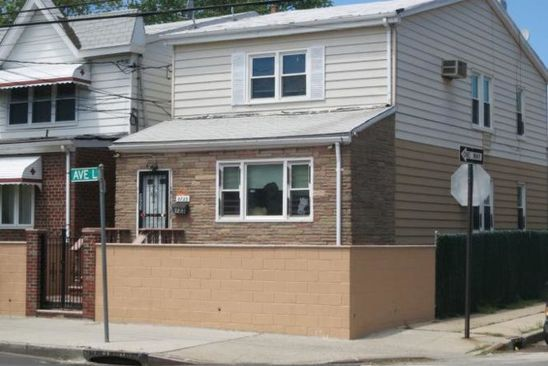 5 bed 2 bath Multi Family at 8723 AVENUE L BROOKLYN, NY, 11236 is for sale at 565k - google static map