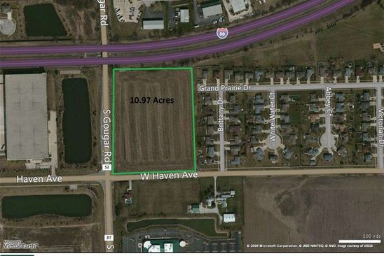 null bed null bath Vacant Land at 10 W Haven Ave New Lenox, IL, 60451 is for sale at 975k - google static map