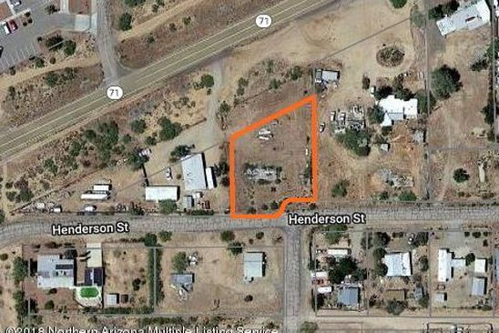 0 bed null bath Vacant Land at 22760 W HENDERSON ST CONGRESS, AZ, 85332 is for sale at 33k - google static map