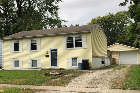 4 bed 2 bath Single Family at 401 S PFEFFER RD URBANA, IL, 61802 is for sale at 95k - google static map