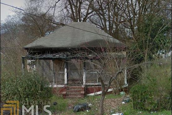 2 bed 1 bath Single Family at 813 COLEMAN ST SW ATLANTA, GA, 30310 is for sale at 60k - google static map