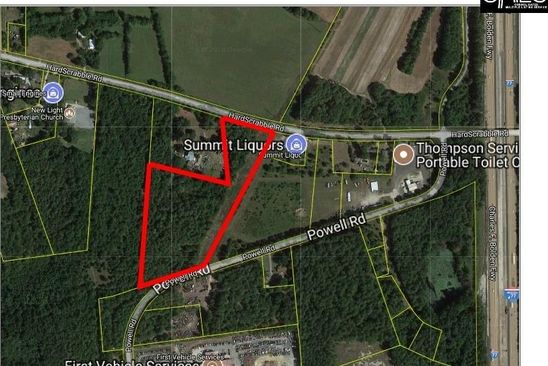 0 bed null bath Vacant Land at  Hardscrabble Rd Columbia, SC, 29203 is for sale at 155k - google static map