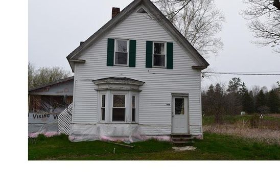 2 bed 1 bath Single Family at 959 Bar Harbor Rd Trenton, ME, 04605 is for sale at 199k - google static map