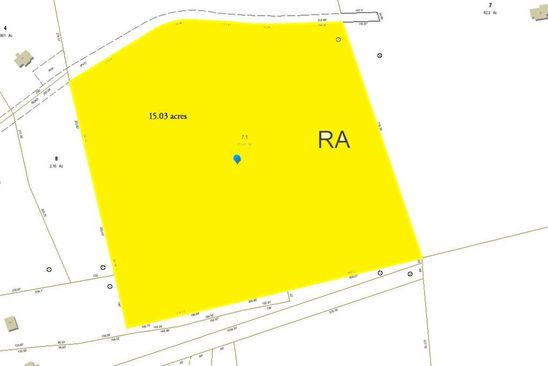 null bed null bath Vacant Land at  Parcel 1 Bald Hill Rd Douglas, MA, 01516 is for sale at 140k - google static map
