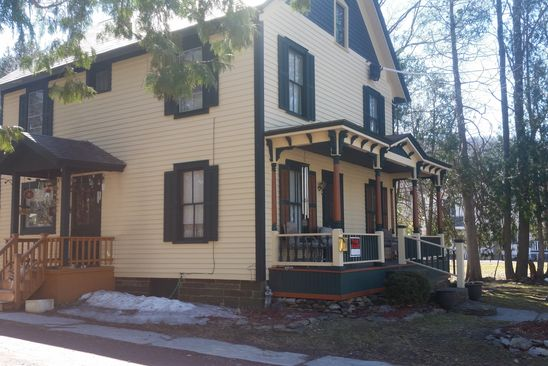 4 bed 2 bath Single Family at 22 Elm St Granville, NY, 12832 is for sale at 130k - google static map