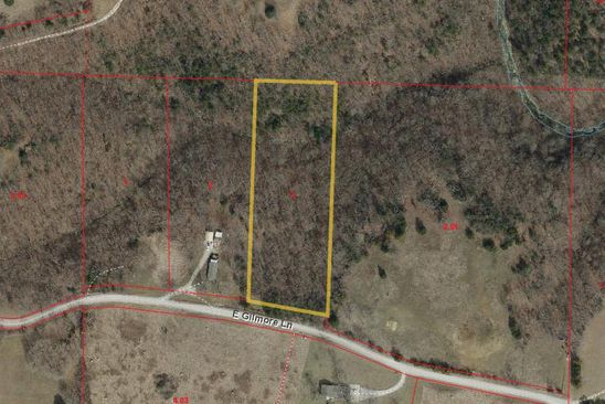 null bed null bath Vacant Land at E Gilmore Ln Ashland, MO, 65010 is for sale at 43k - google static map