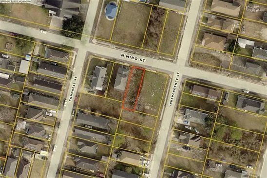 0 bed null bath Vacant Land at 3610 N Miro St New Orleans, LA, 70117 is for sale at 12k - google static map