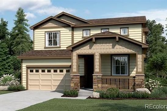 4 bed 3 bath Single Family at 10563 Yosemite St Commerce City, CO, 80640 is for sale at 425k - google static map