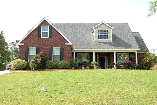 4 bed 2 bath Single Family at 108 COLLINS ESTATE AVE CENTERVILLE, GA, 31028 is for sale at 190k - google static map